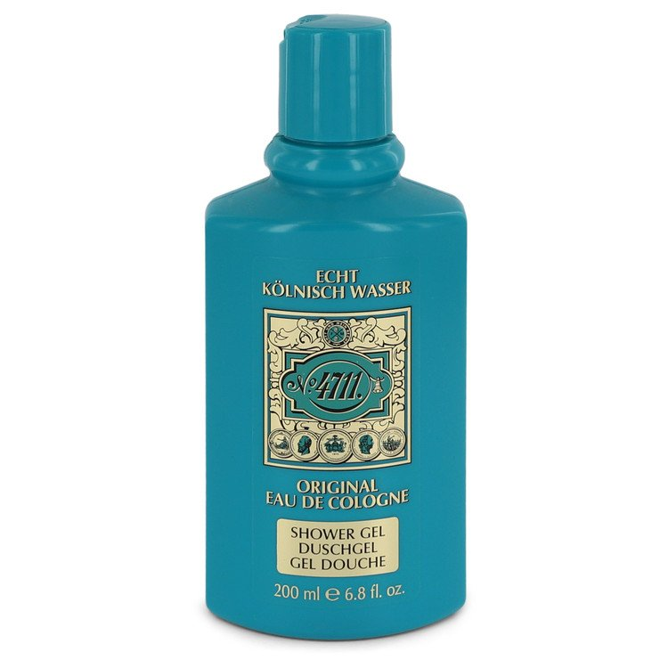 4711 by Muelhens 200ml Shower Gel (Unisex) 6.8 oz (Men)