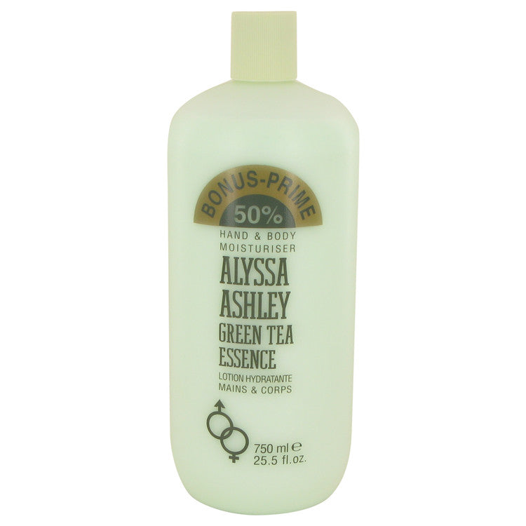 Alyssa Ashley Green Tea Essence by Alyssa Ashley 754ml Body Lotion 25.5 oz (Women)