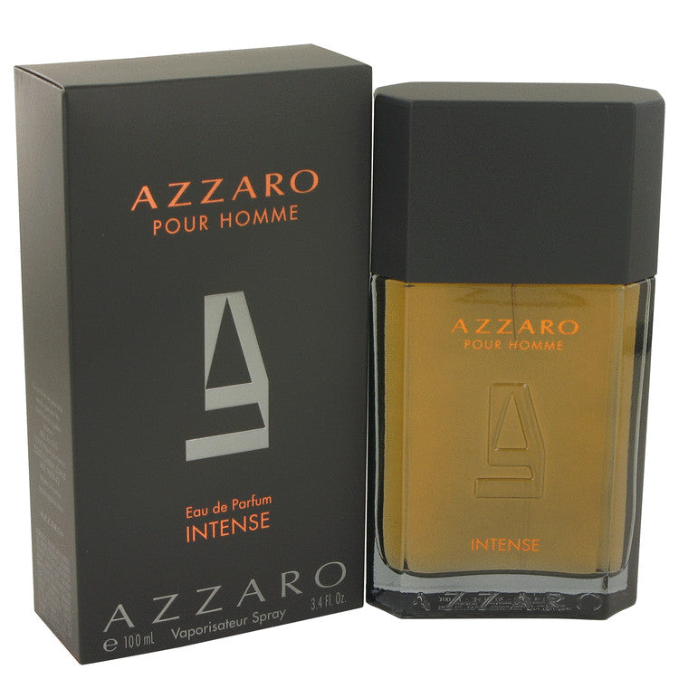 Azzaro Intense by Azzaro 100ml Eau De Parfum Spray 3.4 oz (Men)