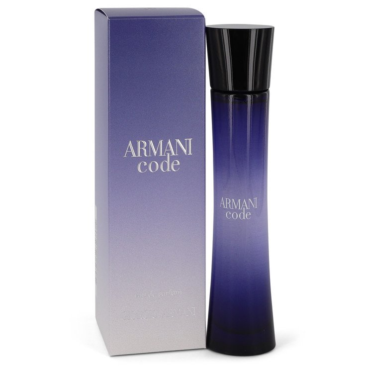 Armani Code by Giorgio Armani 50ml Eau De Parfum Spray 1.7 oz (Women)
