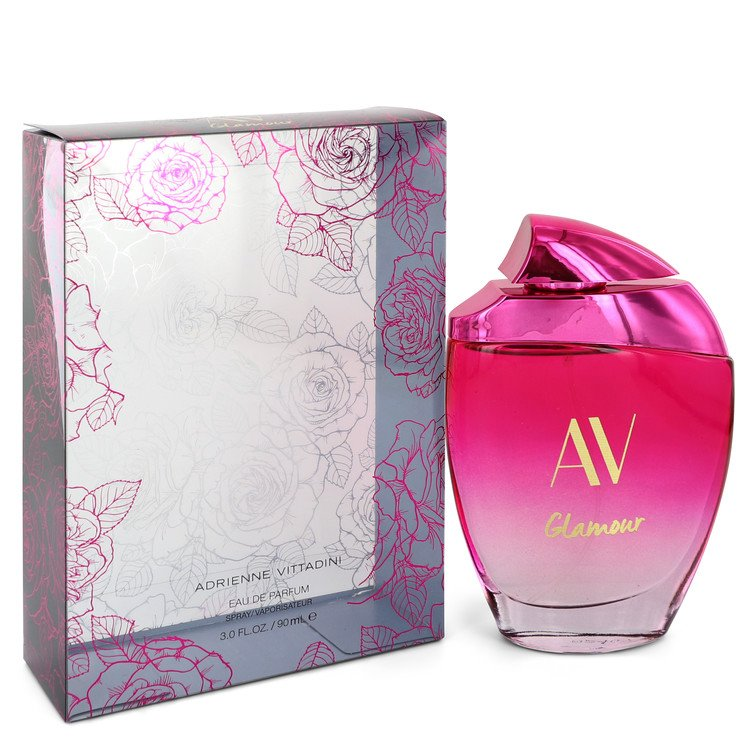 AV Glamour Charming by Adrienne Vittadini 90ml Eau De Parfum Spray 3 oz (Women)