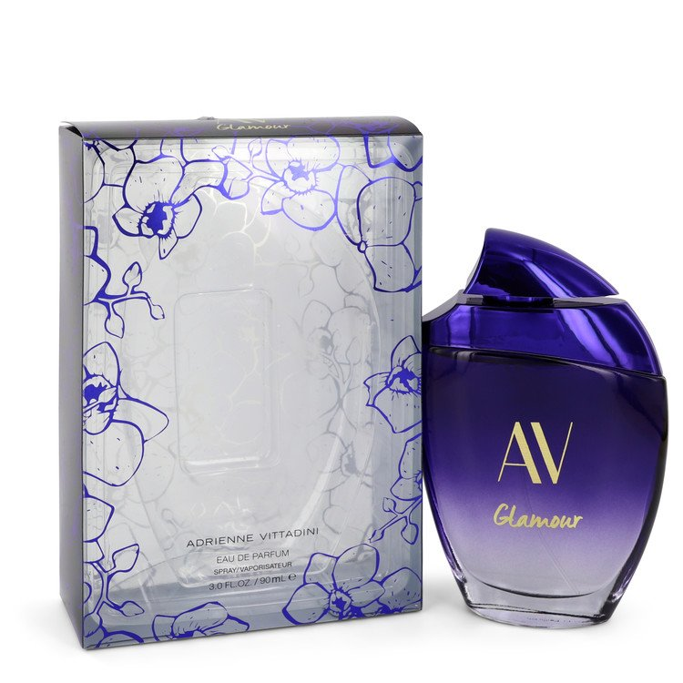 AV Glamour Passionate  by Adrienne Vittadini 90ml Eau De Parfum Spray 3 oz (Women)