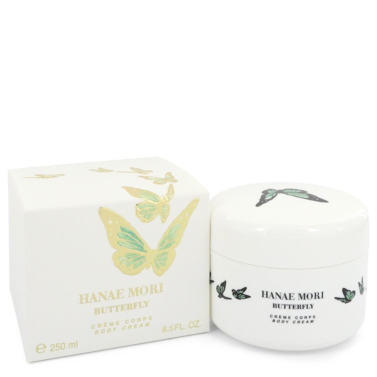 HANAE MORI by Hanae Mori 248ml Body Cream 8.4 oz (Women)