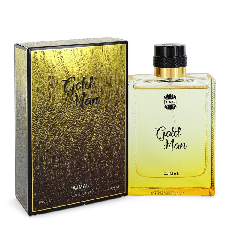 Ajmal Gold by Ajmal 100ml Eau De Parfum Spray 3.4 oz (Men)