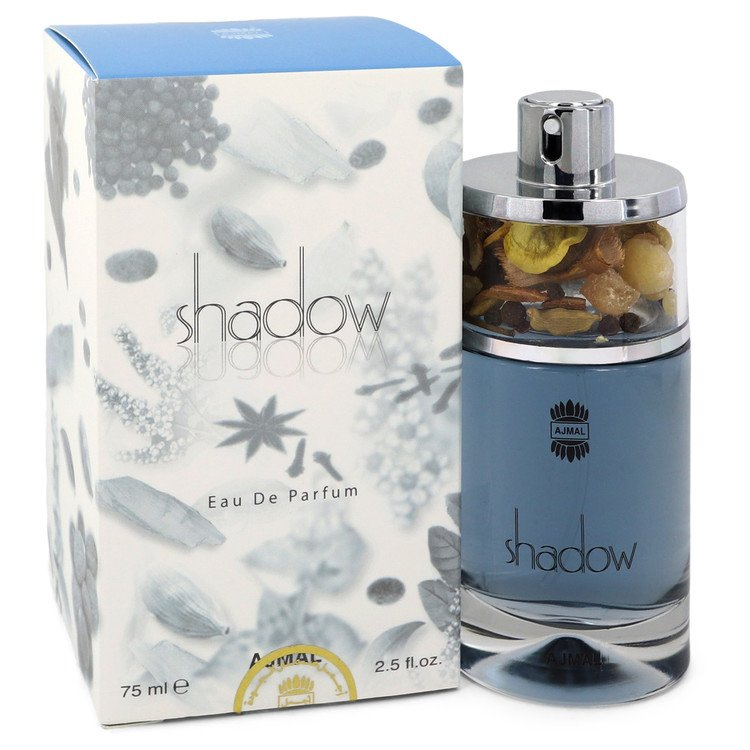 Ajmal Shadow by Ajmal 75ml Eau De Parfum Spray 2.5 oz (Men)