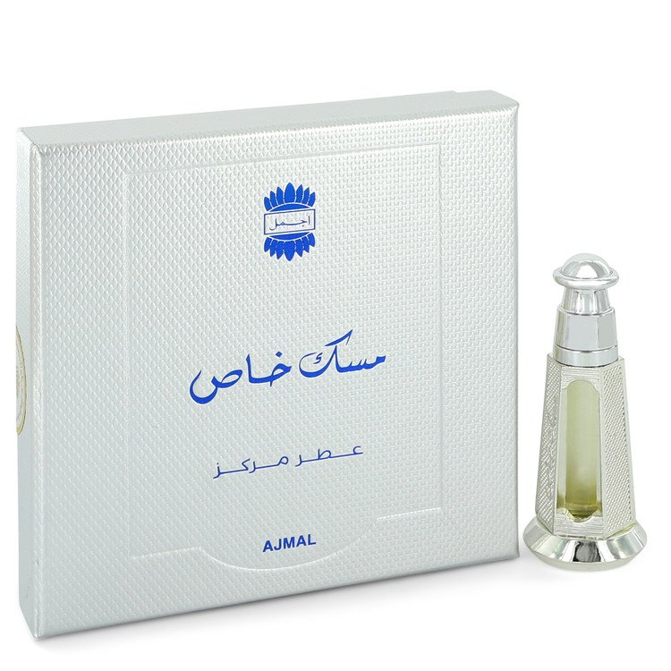 Ajmal Musk Khas by Ajmal 3ml Concentrated Perfume Oil (Unisex) .1 oz (Women)