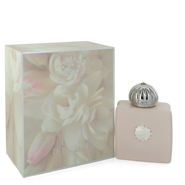 Amouage Love Tuberose by Amouage 100ml Eau De Parfum Spray 3.4 oz (Women)