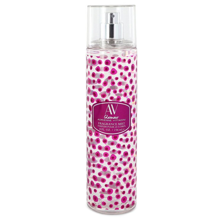 AV Glamour by Adrienne Vittadini 240ml Fragrance Mist Spray 8 oz (Women)