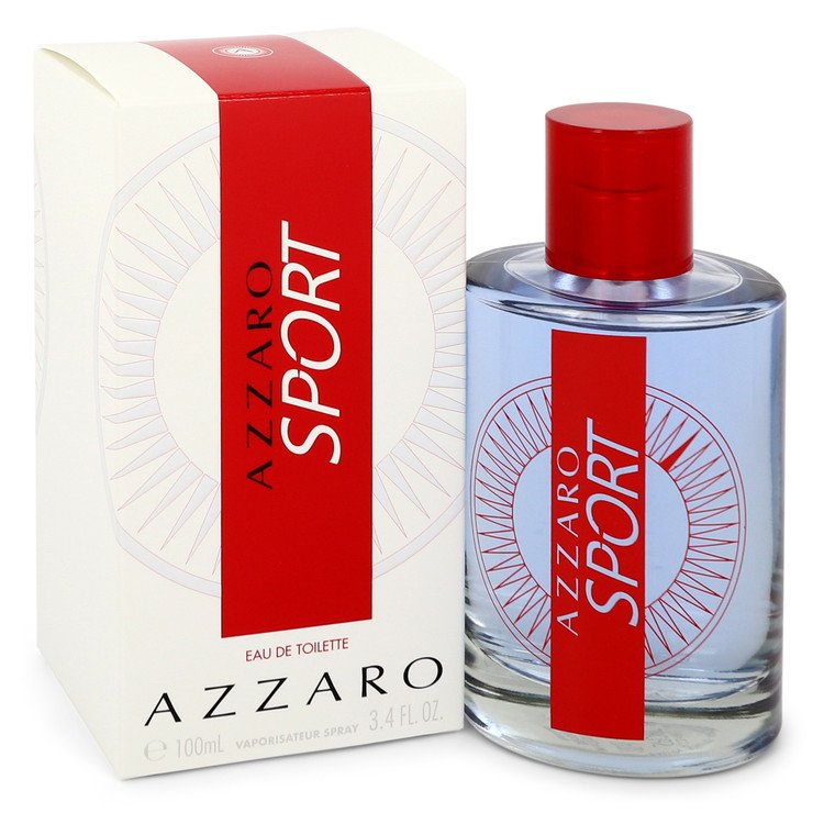 Azzaro Sport by Azzaro 100ml Eau De Toilette Spray 3.4 oz (Men)