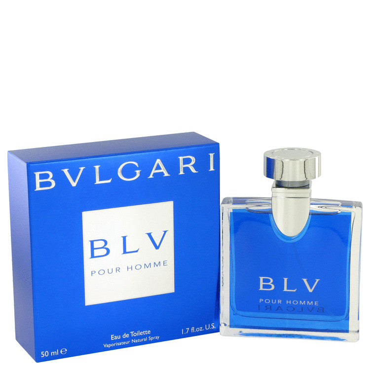 BVLGARI BLV (Bulgari) by Bvlgari 50ml Eau De Toilette Spray 1.7 oz (Men)
