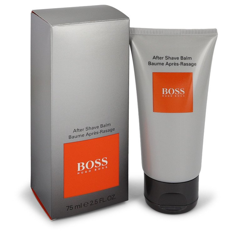 Boss In Motion by Hugo Boss 75ml After Shave Balm 2.5 oz (Men)