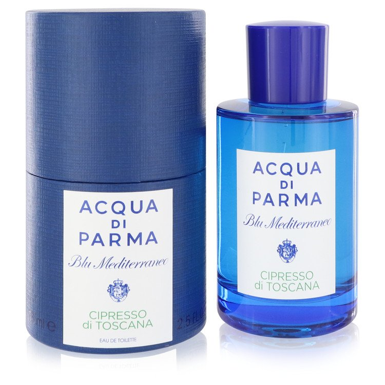 Blu Mediterraneo Cipresso Di Toscana by Acqua Di Parma 75ml Eau De Toilette Spray 2.5 oz (Women)
