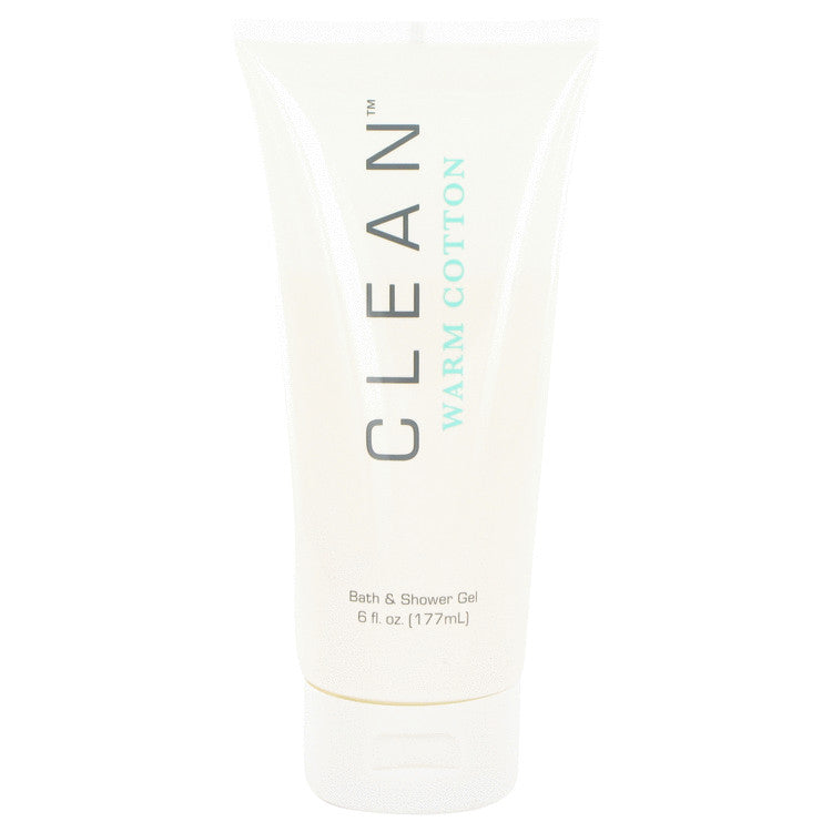 Clean Warm Cotton by Clean 177ml Shower Gel 6 oz (Women)