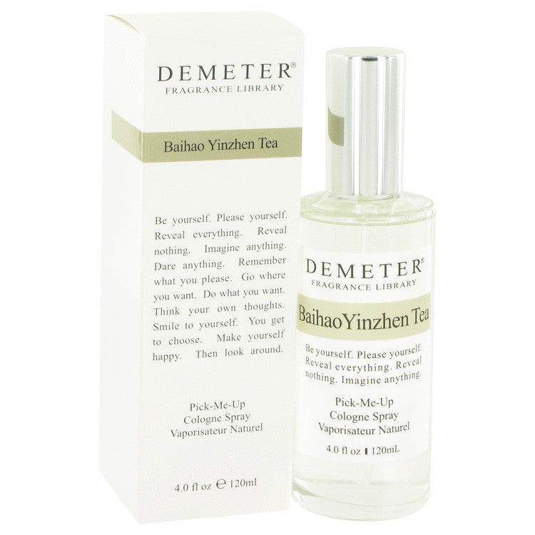 Demeter by Demeter 120ml Baihao Yinzhen Tea Cologne Spray 4 oz (Women)