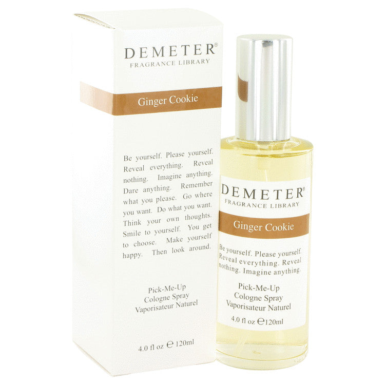 Demeter by Demeter 120ml Ginger Cookie Cologne Spray 4 oz (Women)