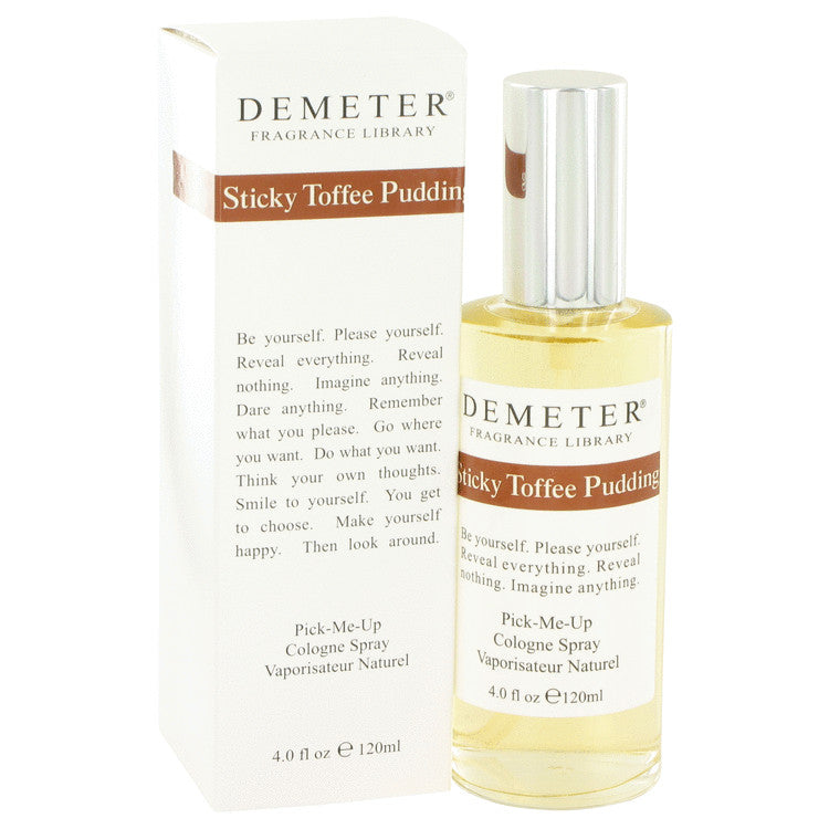 Demeter by Demeter 120ml Sticky Toffe Pudding Cologne Spray 4 oz (Women)