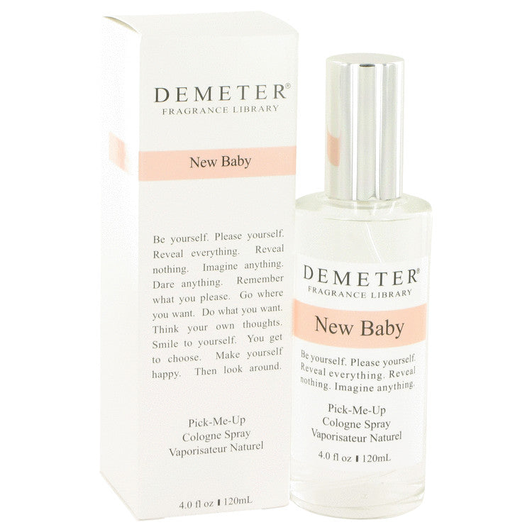Demeter by Demeter 120ml New Baby Cologne Spray 4 oz (Women)