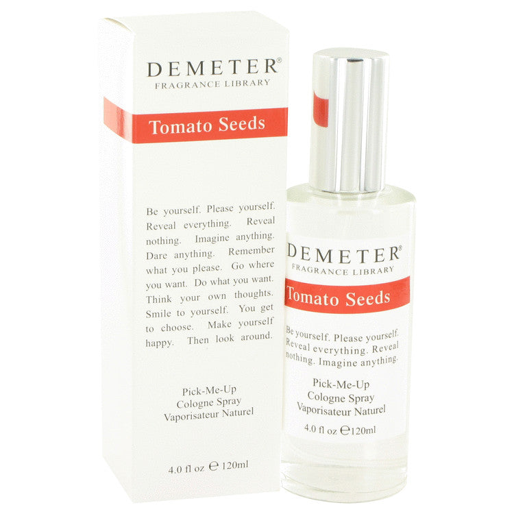Demeter by Demeter 120ml Tomato Seeds Cologne Spray 4 oz (Women)