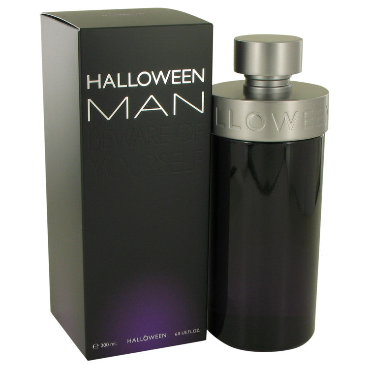 Halloween Man Beware of Yourself by Jesus Del Pozo 200ml Eau De Toilette Spray 6.8 oz (Men)