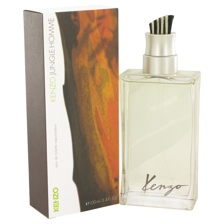 JUNGLE by Kenzo 100ml Eau De Toilette Spray 3.4 oz (Men)