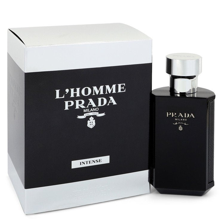 L'homme Intense Prada by Prada 50ml Eau De Parfum Spray 1.7 oz (Men)