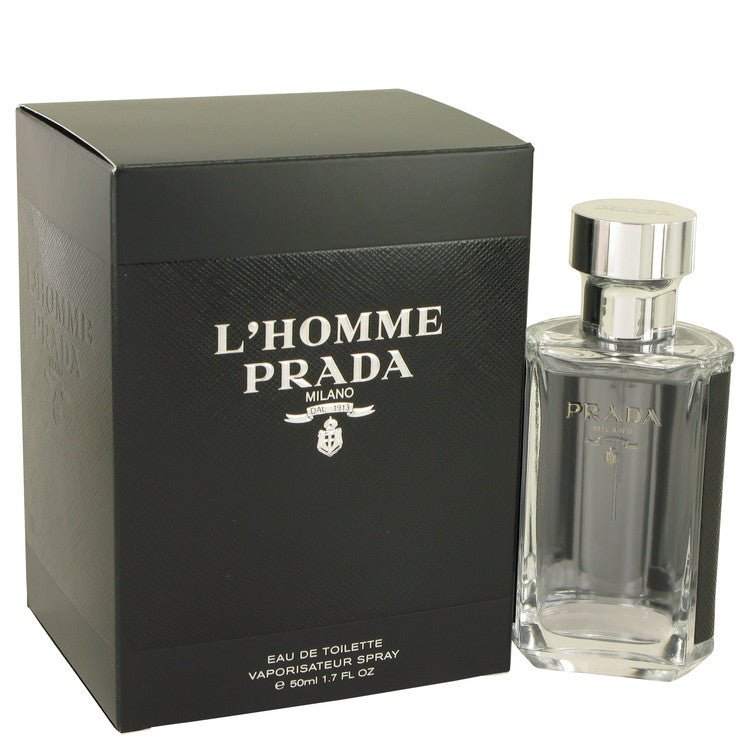 L'homme Prada by Prada 50ml Eau De Toilette Spray 1.7 oz (Men)