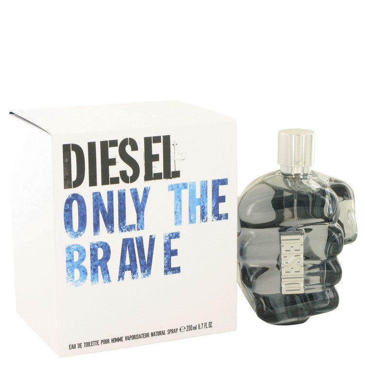 Only the Brave by Diesel 200ml Eau De Toilette Spray 6.7 oz (Men)