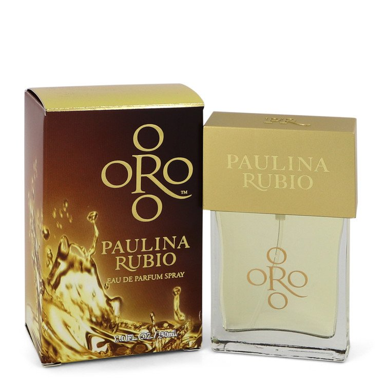 Oro Paulina Rubio by Paulina Rubio 30ml Eau De Parfum Spray 1 oz (Women)