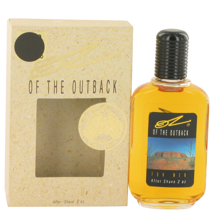 OZ of the Outback by Knight International 60ml After Shave 2 oz (Men)