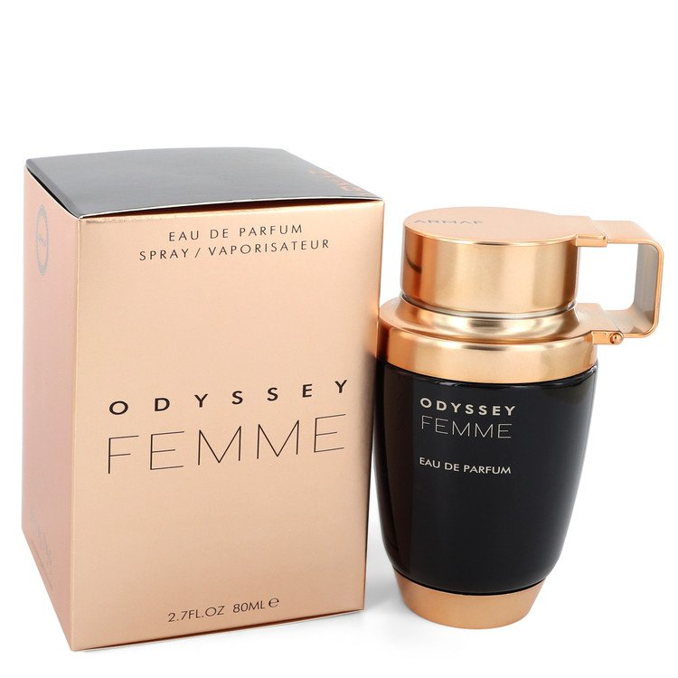 Odyssey Femme by Armaf 80ml Eau De Parfum Spray 2.7 oz (Women)