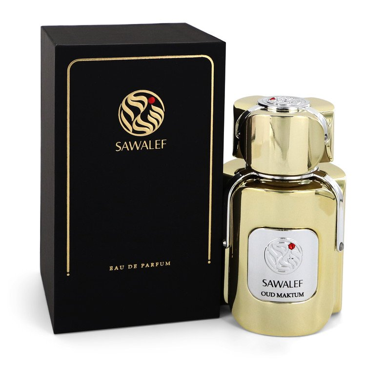 Oud Maktum by Sawalef 100ml Eau De Parfum Spray 3.4 oz (Women)