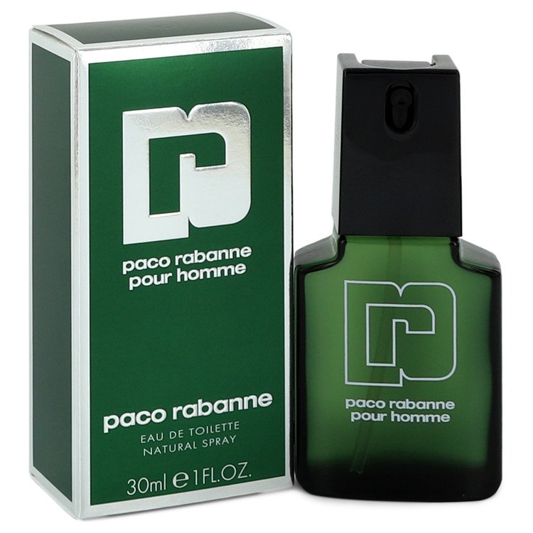 PACO RABANNE by Paco Rabanne 30ml Eau De Toilette Spray 1 oz (Men)