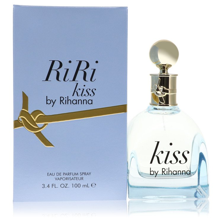 Rihanna Kiss by Rihanna 100ml Eau De Parfum Spray 3.4 oz (Women)