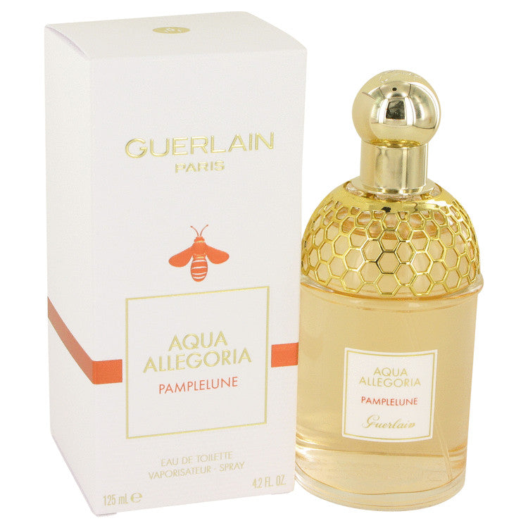AQUA ALLEGORIA PAMPLELUNE by Guerlain 125ml Eau De Toilette Spray 4.2 oz (Women)
