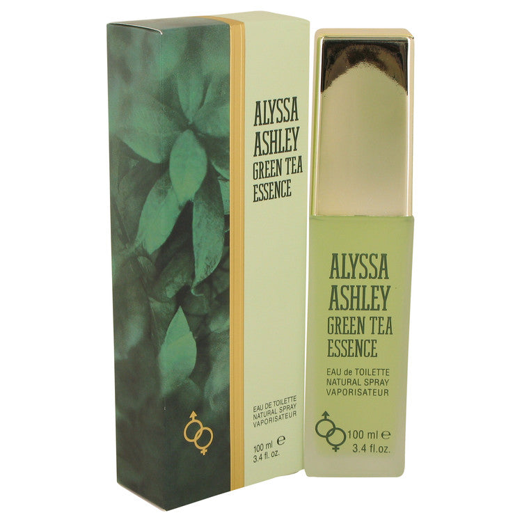 Alyssa Ashley Green Tea Essence by Alyssa Ashley 100ml Eau De Toilette Spray 3.4 oz (Women)