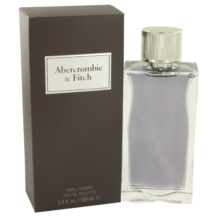 First Instinct by Abercrombie & Fitch 100ml Eau De Toilette Spray 3.4 oz (Men)