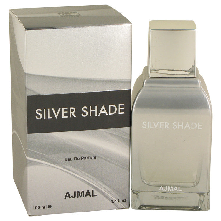 Silver Shade by Ajmal 100ml Eau De Parfum Spray (Unisex) 3.4 oz (Women)