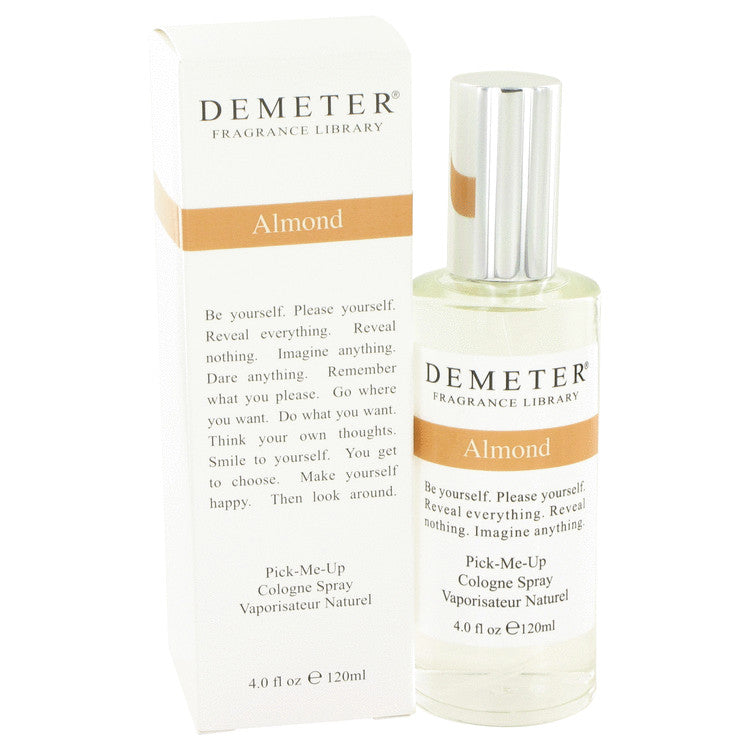 Demeter by Demeter 120ml Almond Cologne Spray 4 oz (Women)
