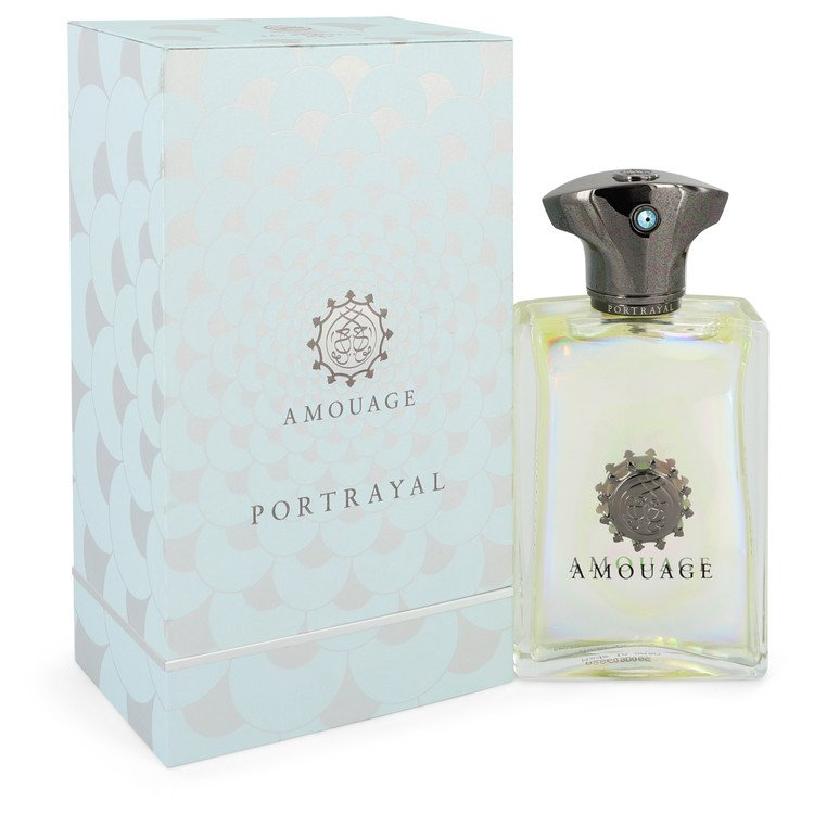 Amouage Portrayal by Amouage 100ml Eau De Parfum Spray 3.4 oz (Men)
