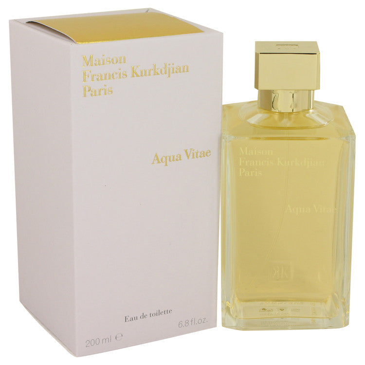 Aqua Vitae by Maison Francis Kurkdjian 200ml Eau De Toilette Spray 6.8 oz (Women)