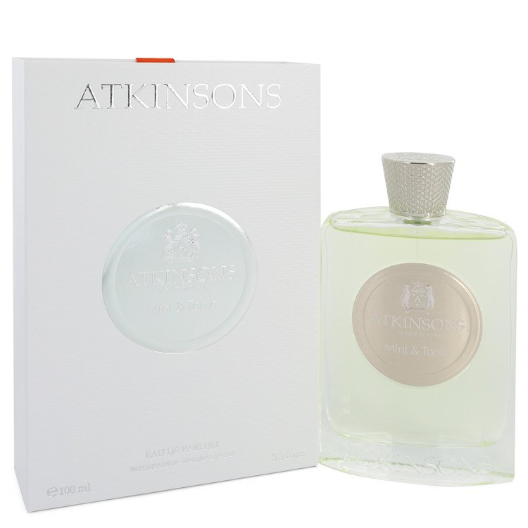 Atkinsons Mint & Tonic by Atkinsons 100ml Eau De Parfum Spray (Unisex) 3.3 oz (Women)