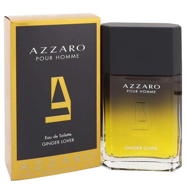 Azzaro Ginger Love by Azzaro 100ml Eau De Toilette Spray 3.4 oz (Men)