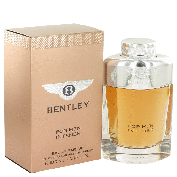 Bentley Intense by Bentley 100ml Eau De Parfum Spray 3.4 oz (Men)