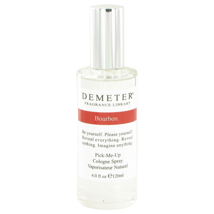 Demeter by Demeter 120ml Bourbon Cologne Spray 4 oz (Women)