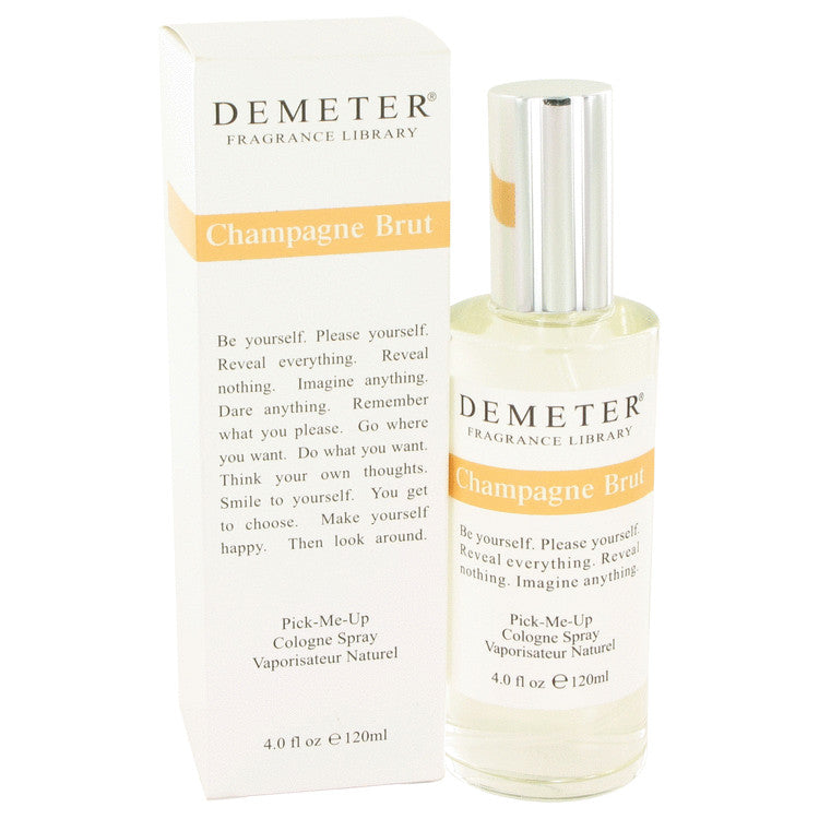 Demeter by Demeter 120ml Champagne Brut Cologne Spray 4 oz (Women)
