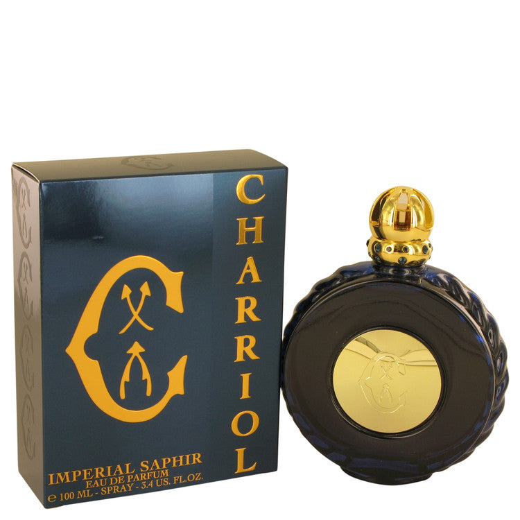 Imperial Saphir by Charriol 100ml Eau De Parfum Spray 3.4 oz (Men)