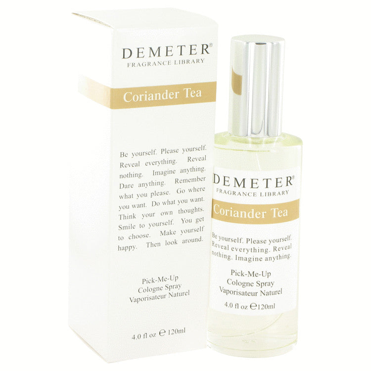 Demeter by Demeter 120ml Coriander Tea Cologne Spray 4 oz (Women)