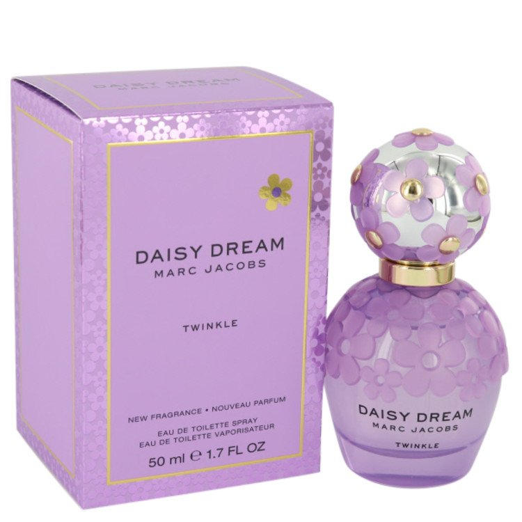 Daisy Dream Twinkle by Marc Jacobs 50ml Eau De Toilette Spray 1.7 oz (Women)