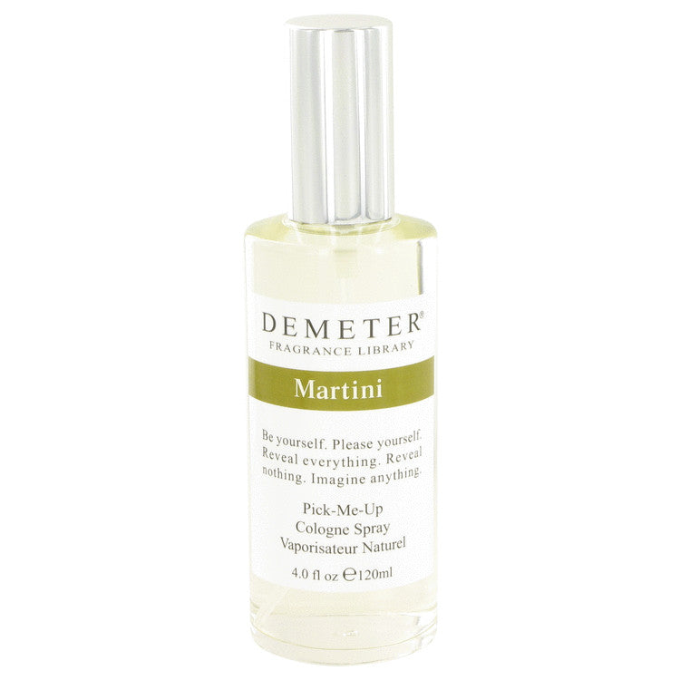 Demeter by Demeter 120ml Martini Cologne Spray 4 oz (Women)