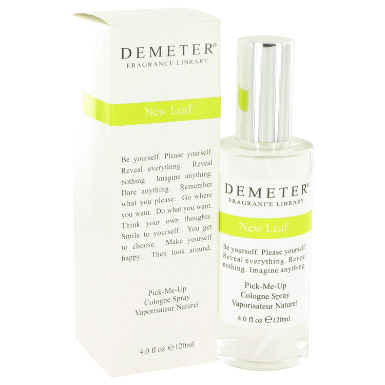 Demeter by Demeter 120ml New Leaf Cologne Spray 4 oz (Women)
